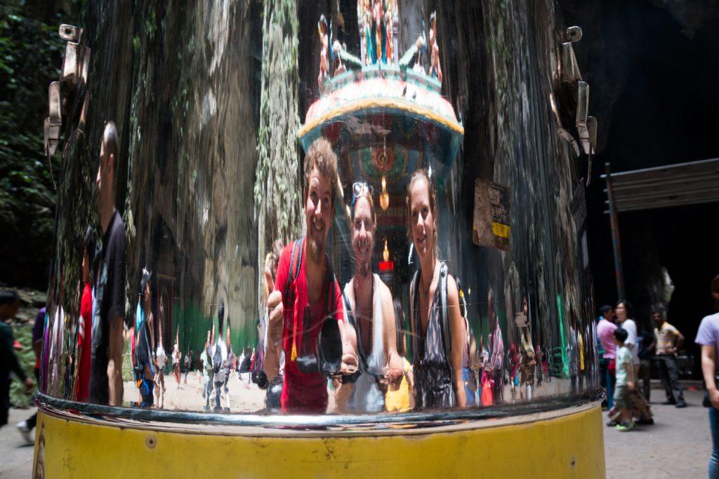 Mit Lara und Fabian